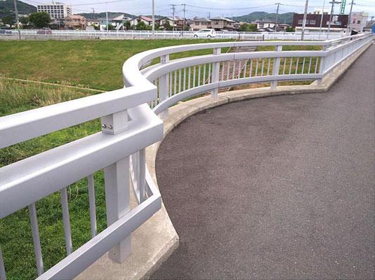 角ビーム 東雲橋/神奈川県