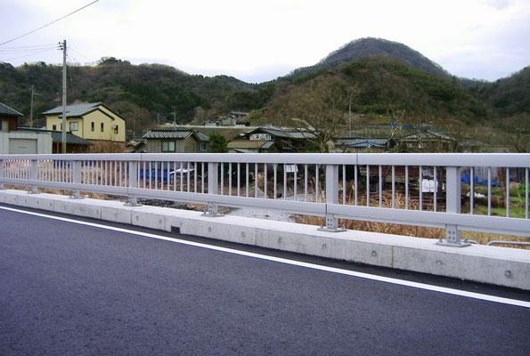 角ビーム 浦浜橋/新潟県