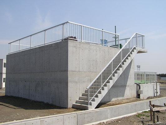 荒川左岸流域下水道浄化センター/埼玉県