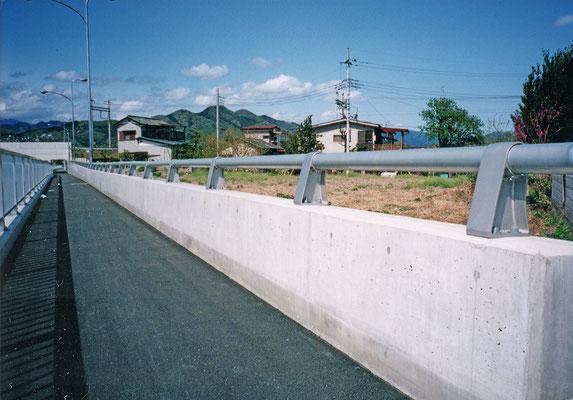 東武線アンダーパス/群馬県