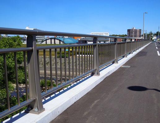 藻岩上の橋/北海道