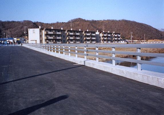 角ビーム 緑橋/北海道