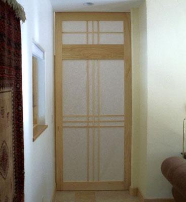 shoji screen door