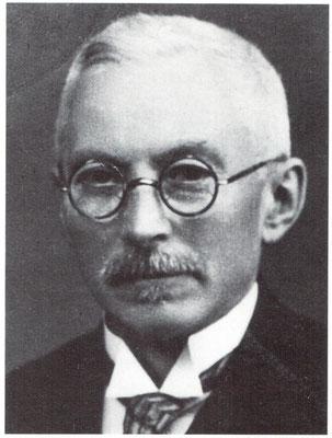 Wilhelm Großkopf, Geschäftsführer des Gesamtverbandes der Gemeinde- und Staatsarbeiter. Sammlung Dr. Joachim Bons
