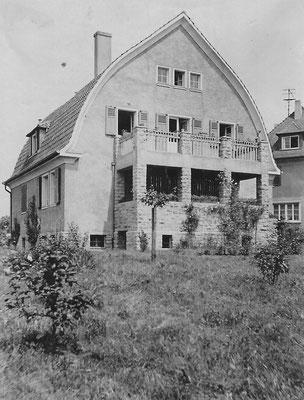 Geschäftsstelle des  ISK in Göttingen. Sammlung  Ralf Schaper