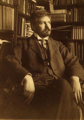 Otto Deneke (1875-1956), Mitglied des Rates ab November 1918, Rechtsanwalt, 1915. Sammlung August Ohage, Göttingen.