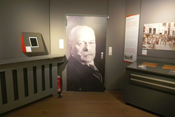 OB Calsow. Dr. Rainer Driever
