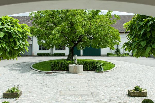 Bauernhof s aspach schmid gartengestaltung raab - Gartengestaltung bauernhof ...
