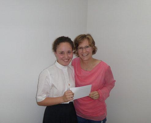 Veronika Zelié und ihre Cousine Verena