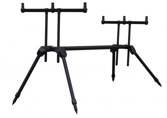 Aufbau mit 4 Standart Beinen