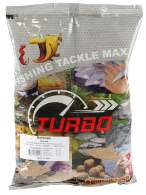 Turbo Rotauge dunkelbraun