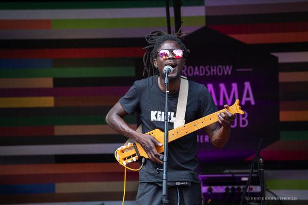Sänger Abass Ndiaye