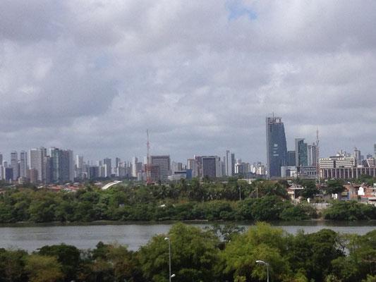 Innenstadt von Recife.