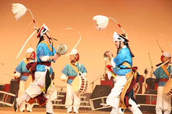 朝鮮通信使400周年韓日親善祭典 2008年10月24日 新宿文化センター