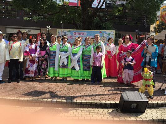 蒲田西口国際フェスティバル