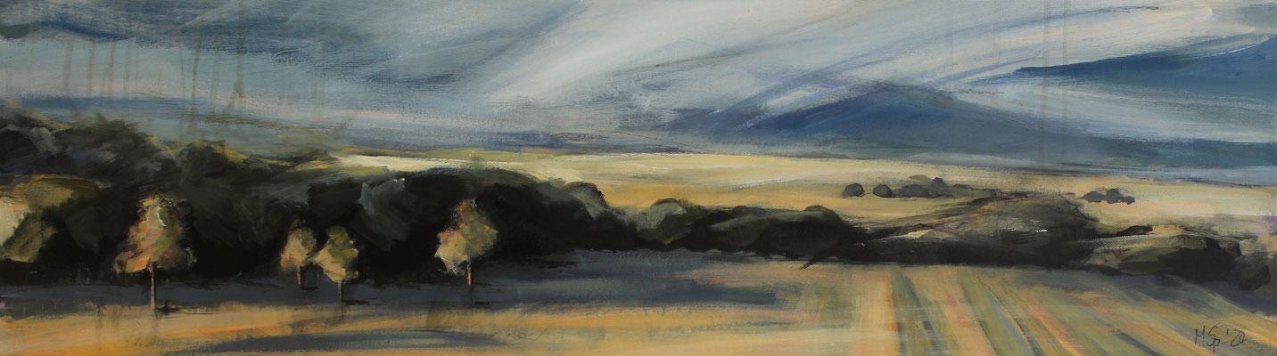 Landschaft III, 30/100 cm, 2020