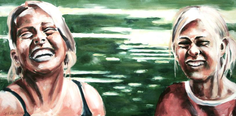 H. und K., 50/100 cm, 2006