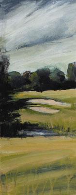 Landschaft XVI / Golf, 45/18 cm, 2020