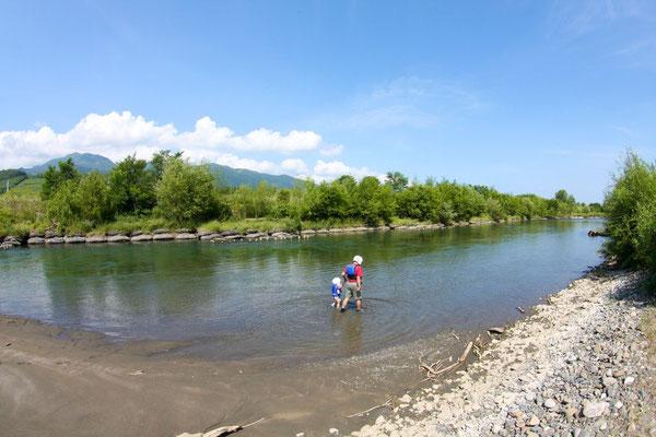 Navo 北海道富良野川下り