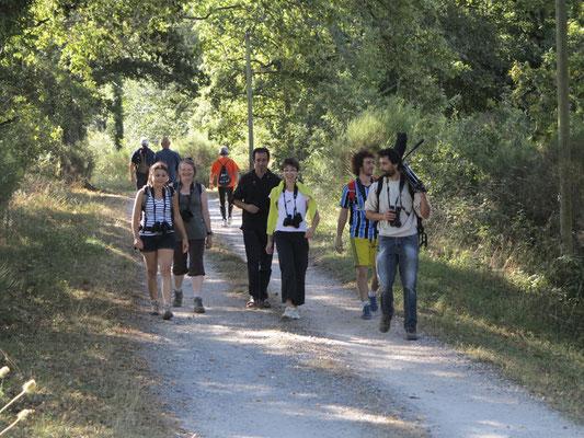 Le Champ du Pré - Chambre d'hôtes Sologne Val de Loire - A faire : un sortie nature accompagnée avec Sologne Nature Environnement