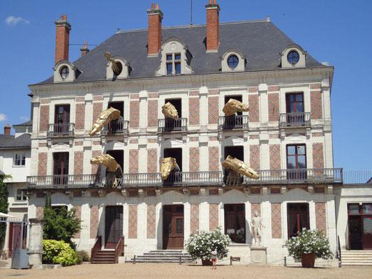 Le Champ du Pré - Chambre d'hôtes Sologne Val de Loire - A visiter : La Maison de la Magie de Blois