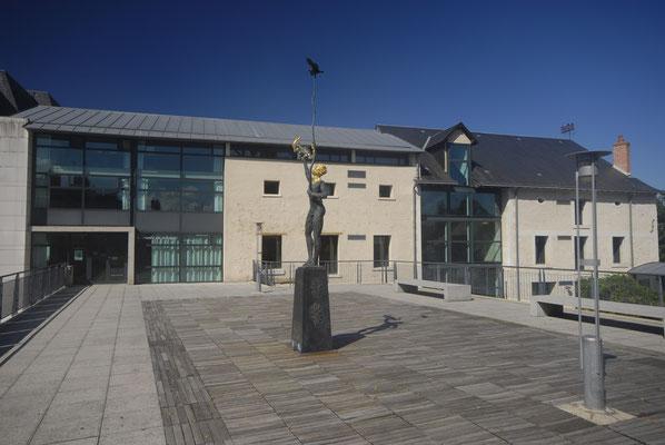 Le Champ du Pré - Chambre d'hôtes Sologne Val de Loire - A visiter : Le musée de sologne de Romorantin Lanthenay