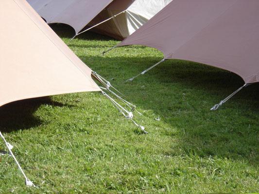 Spatz-Zelte