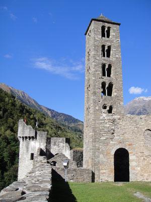 Castello Mesocco Kirche