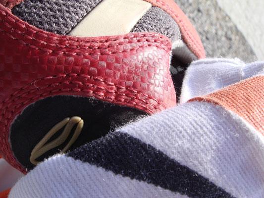 Textil-Farbenspiel