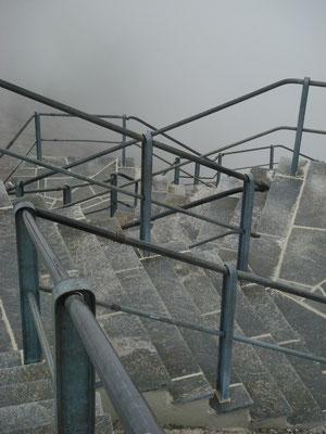 Treppe Säntis