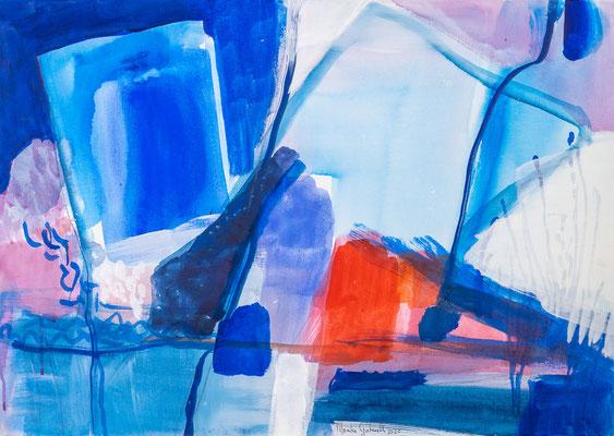 Waches Blau