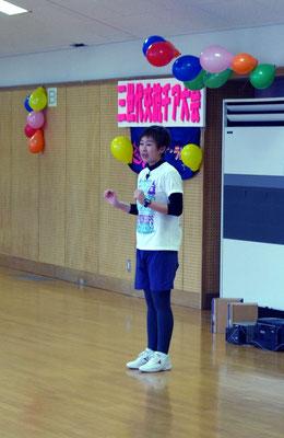 レインボーズ講師の吉村さおり先生