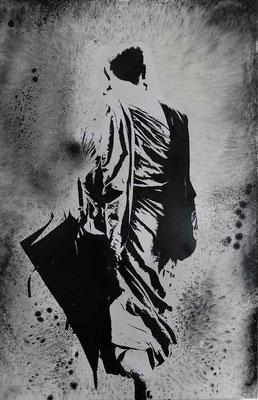 Fotografie auf Leinwand, Leinöl 80 cm x 120 cm