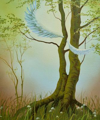 Ohne Wurzeln keine Flügel