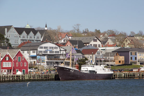 Downtown Lunenburg - UNESCO World Heritage