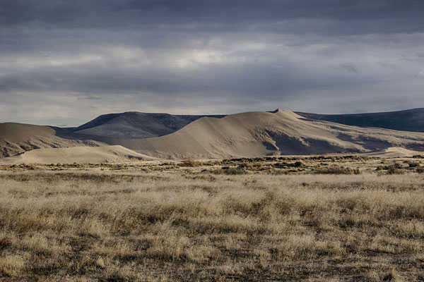 Bruneau Dunes in Idaho