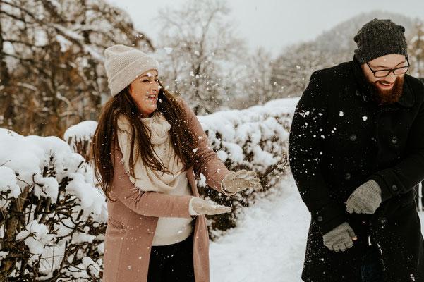 Hochzeitsfotograf schweiz st.gallen thurgau toggenburg zürich lichtenstein ostschweiz Hochzeit Fotograf Boho Vintage genuin fotografie verlobungsshooting verlobungsbilder verlobung winterhochzeit wintershooting drei weihern