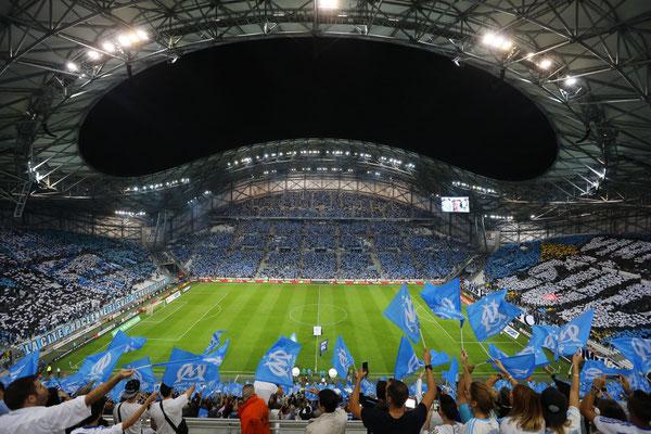 Olympique de Marseille Orange Vélodrome Stadium