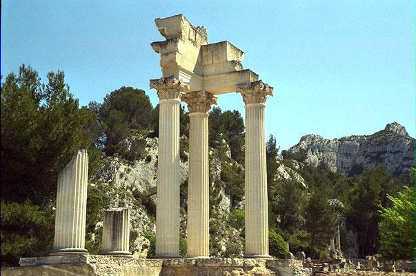 Archaeologic site of Glanum