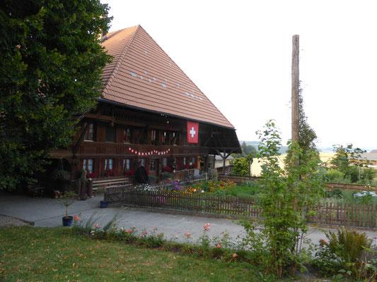 übernachtung in oberburg