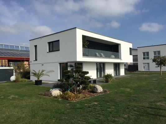 Architektenhaus mit PV Anlage inkl. Batteriespeicher