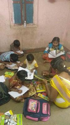 Kleine Lerngruppe