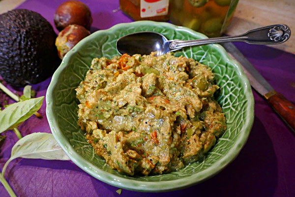 Avocadoaufstrich, Guacamole