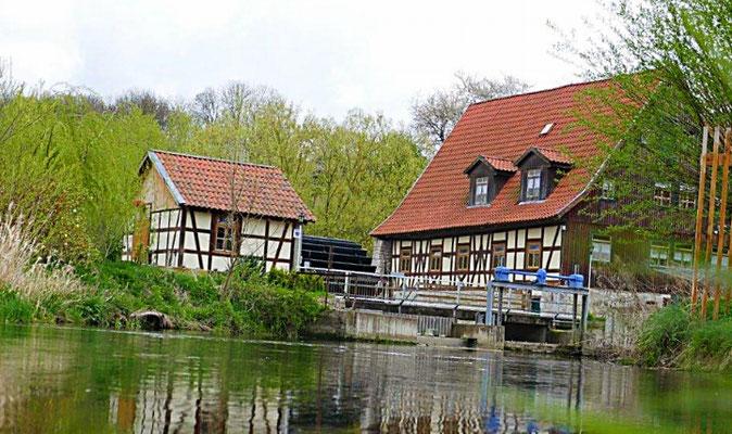 Mühle an der Unstrut