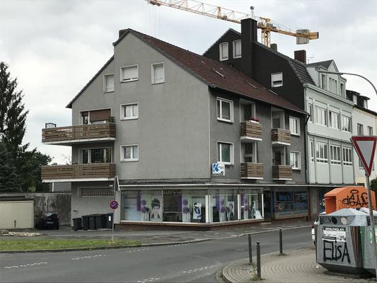 Vor dem Umbau
