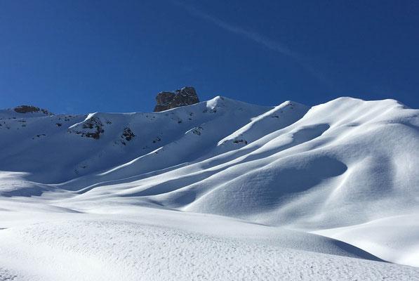 Skitour Bundstock