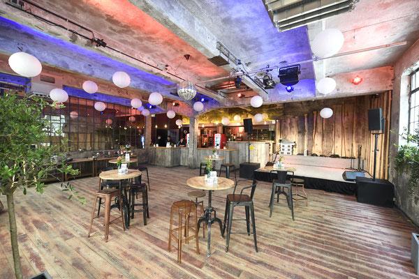 welcome-net, Eventagentur Stuttgart, Tischdeko modern