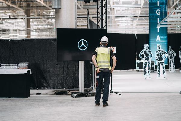 welcome-net, Full-Service-Agentur Stuttgart, Baustellen-Event