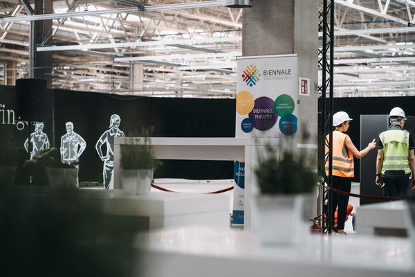 welcome-net, Full-Service-Agentur Stuttgart, Baustellen-Event, Grafikproduktionen