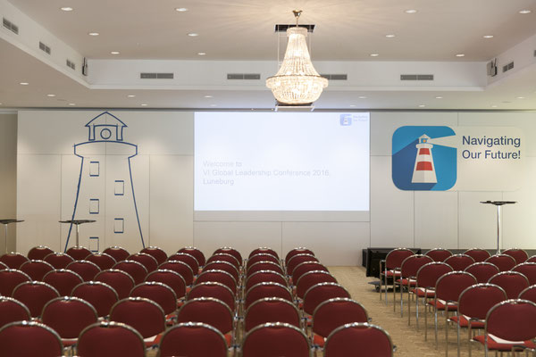 welcome-net GmbH, Eventmanagement Stuttgart, Set-Up Tagungsraum